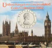 1982 Brilliant Uncirculated Coin Collection